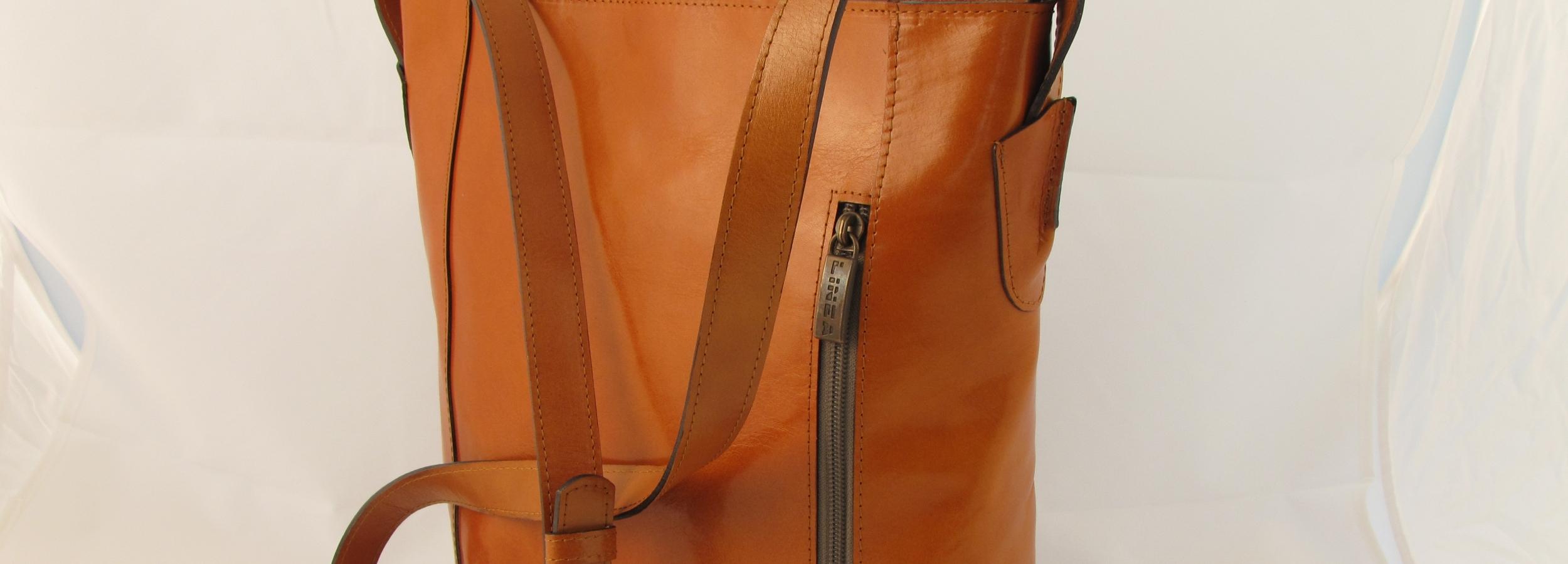 DALI kožená kabelka